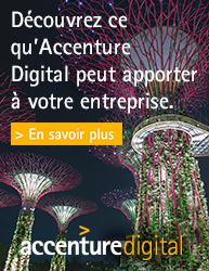 Accenture bannière