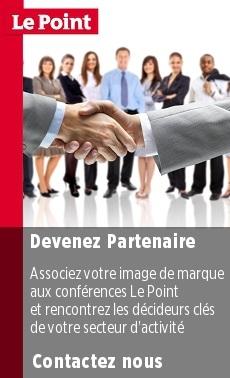 Devenir Partenaire des Conférences Le Point
