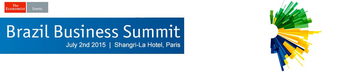 Brazil Business Summit 2015, The Economist Events