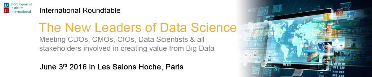 The Big Bang of Data Science 2016 roundtable header