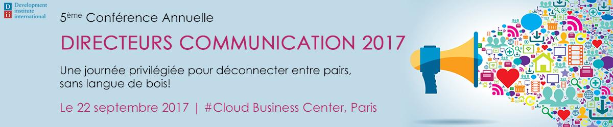 Directeur Communication 2016 header