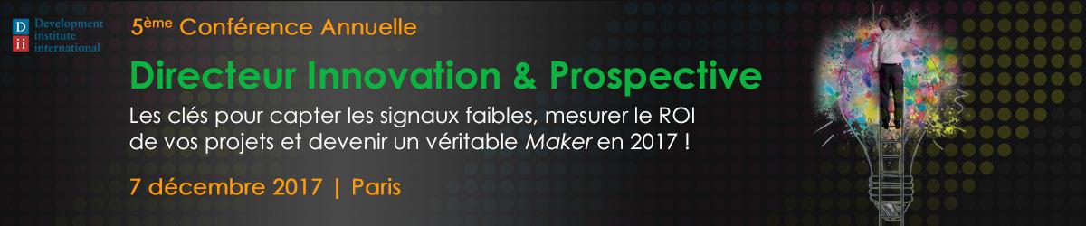 Conférence Directeur Innovation 2015 header