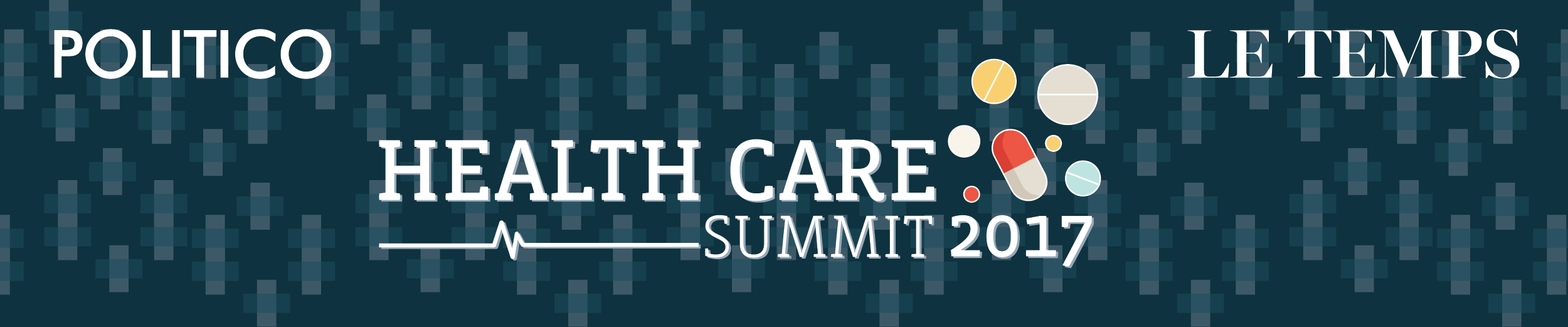 Annual Health Care Summit header